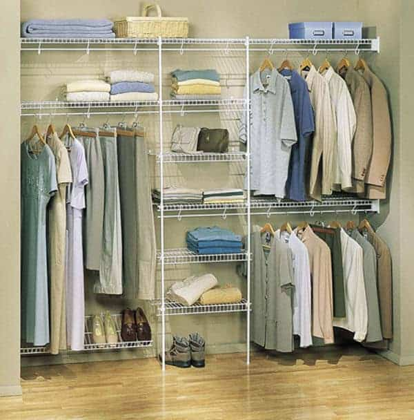 Are closet organizing systems really worth the money?