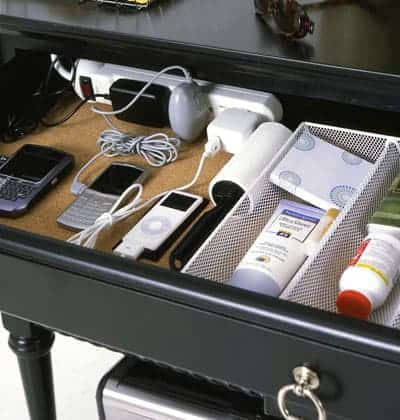 make a charging station
