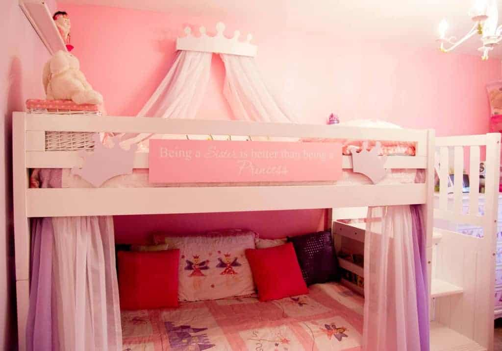 Decorating A Shared Kids Room On A Budget