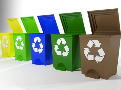 Organize Your Recycling
