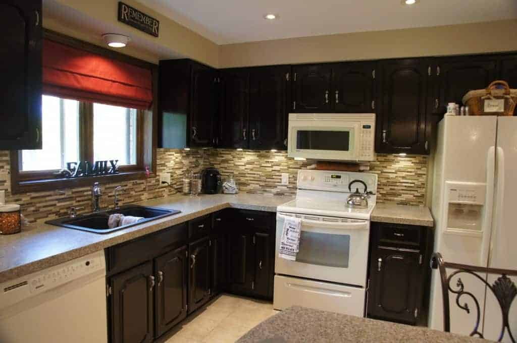 gel stain kitchen cabinets. How to Gel Stain your Kitchen Cabinets