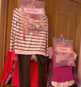 Organize Kids Clothes