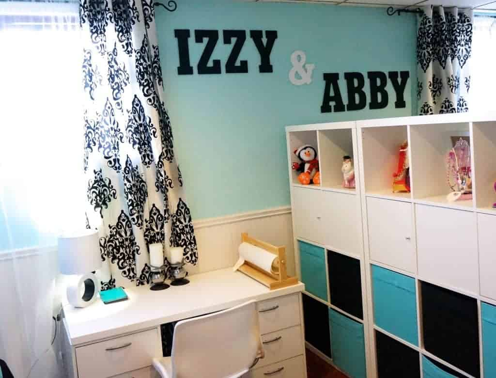 Decorating my girls bedroom on a budget clutterbug me for Girls bedroom ideas on a budget