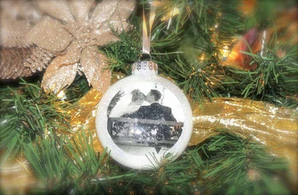Christmas Photo Ornament