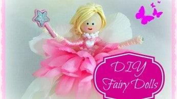 DIY Fairy Dolls