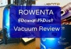 Rowenta #DownWithDust Vacuum Review