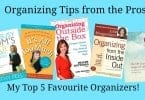 Organizing Tips from the Pros