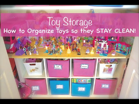 Kids Toy Clutter – ClutterBug Podcast #1