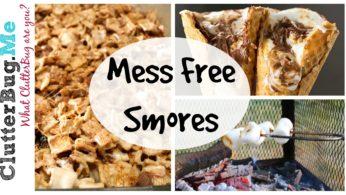 Make it Monday – Mess Free Smores