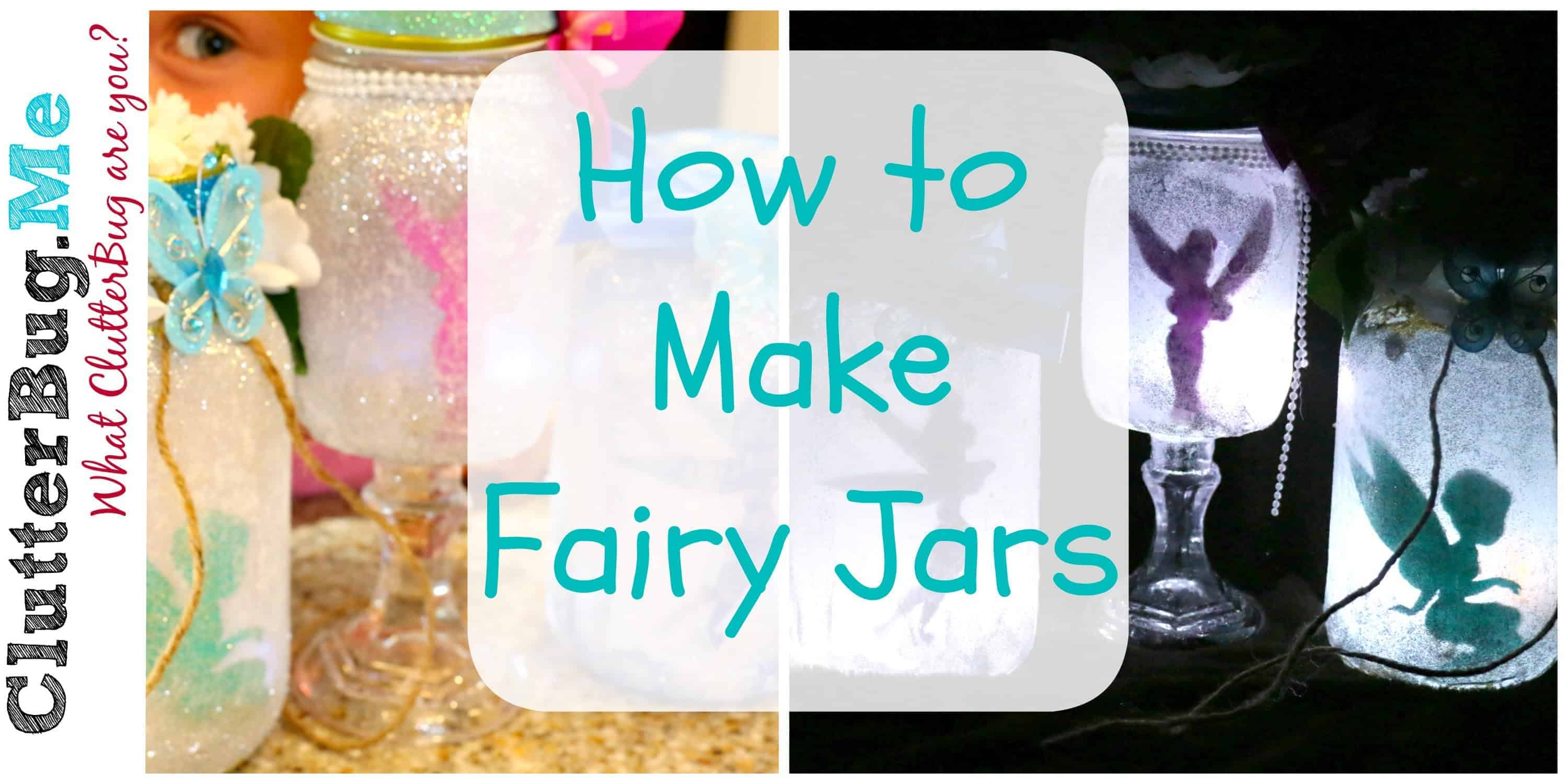 How To Make A Fairy Lantern Jar Make It Monday