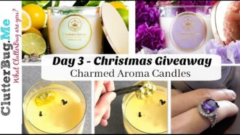 Day 3 – 12 Giveaways of Christmas – Charmed Aroma