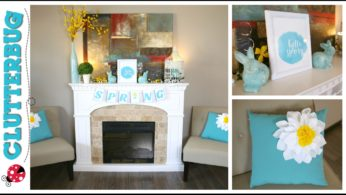 Decorate for Spring and Easter with Me – Dollar Tree Decor Ideas