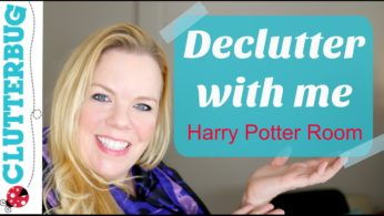 Declutter With Me – Organizing my Storage Room