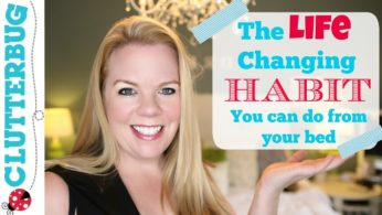 The Life Changing Habit You Can Do From Your Bed!
