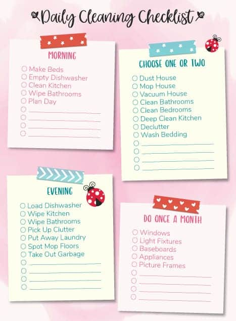 What S Your Preferred Cleaning Routine