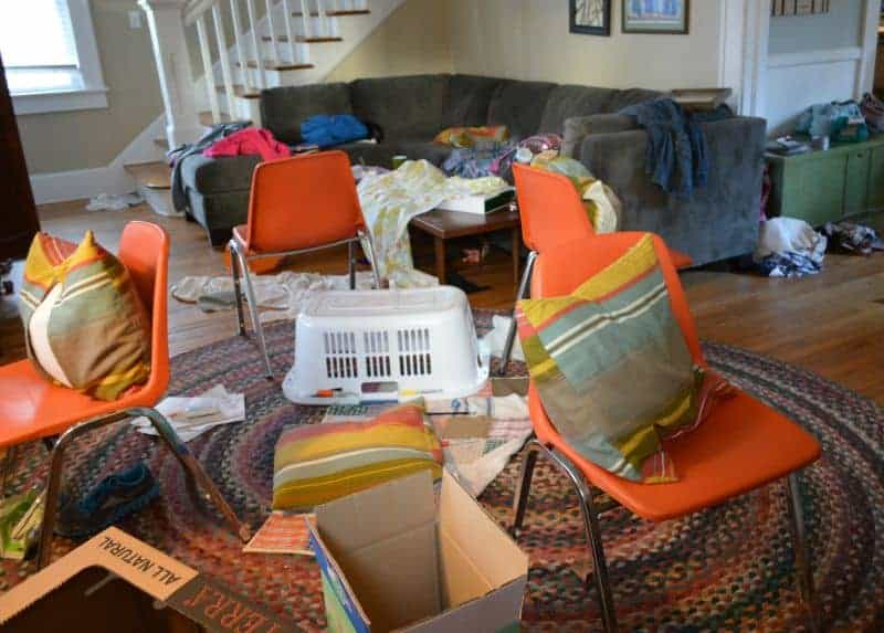 "Podcast – How Your ""useful"" clutter is making your space ""useless"""