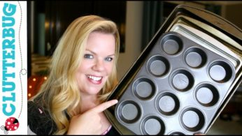 Day Three – Dishes & Bakeware – 30 Day Decluttering Challenge