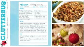 My Mom's Amazing Stuffing Recipe