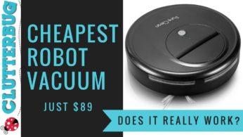 Cheapest Robot Vacuum – Does it really work?