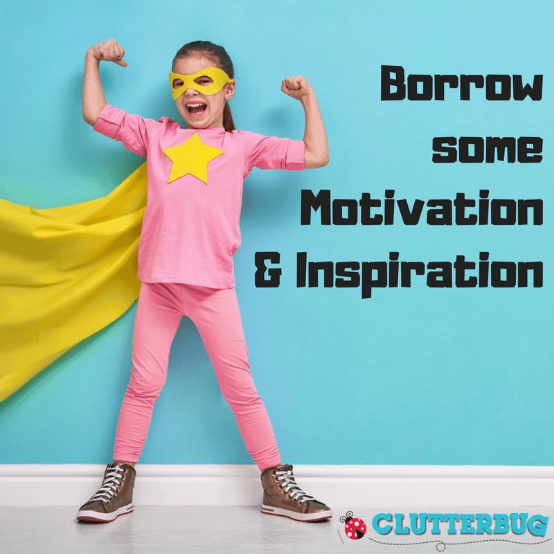 Borrow Some Motivation
