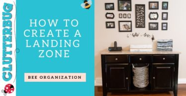 How to Create a Landing Zone – Bee Organizing Ideas 🐝