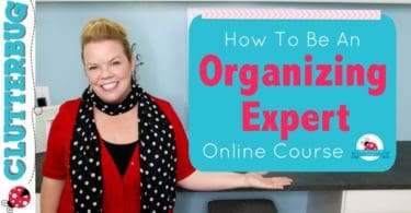 How to Become and Organizing Expert – Online Course
