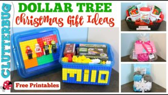 Dollar Tree Christmas Gift Ideas – EASY DIY GIFTS