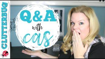 Q&A with Cas