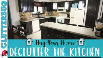 Declutter Your Kitchen – Week Two – Hug Your Home Challenge