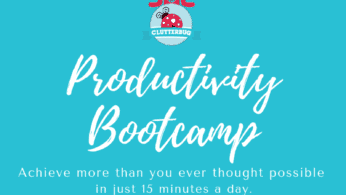 Productivity Bootcamp Podcast