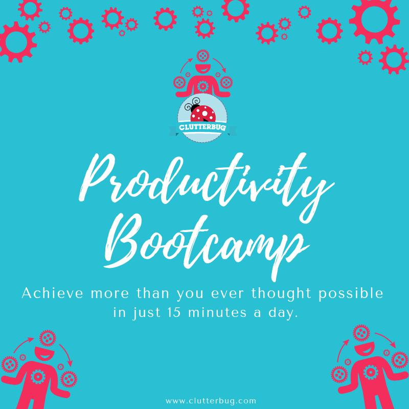 Productivity Bootcamp Podcast