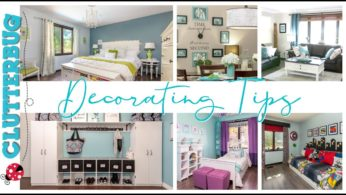 Decorating Tips – Week 12 – Hug Your Home Challenge