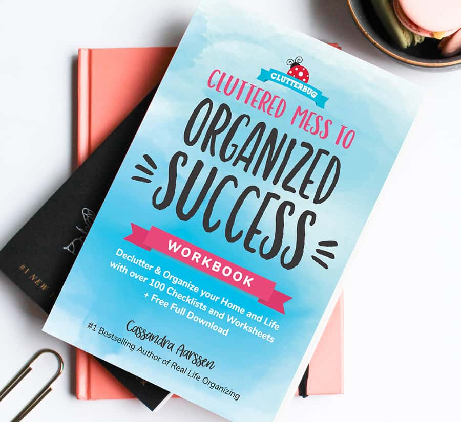 Cluttered Mess to Organized Success by Cas Aarssen
