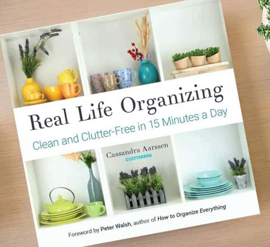 Real Life Organizing by Cas Aarssen