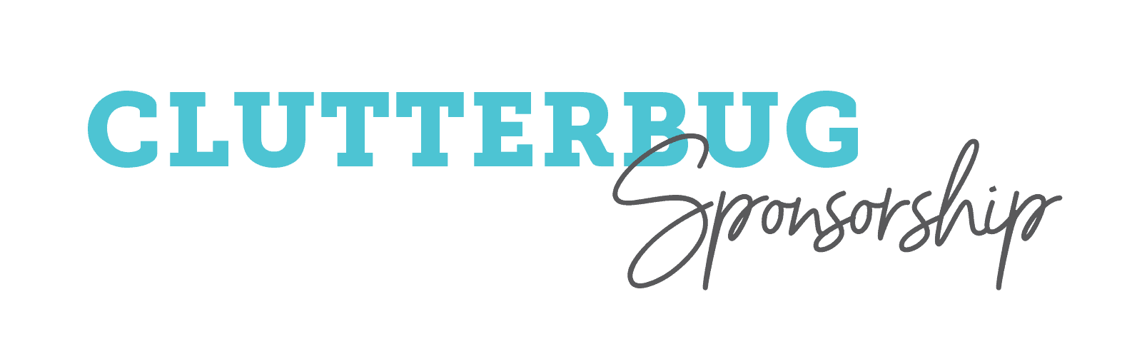 clutterbug sponsorship