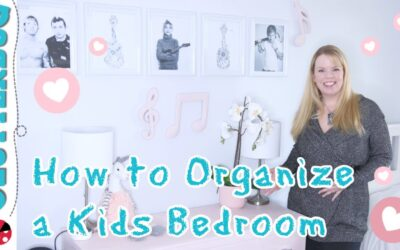 How to Organize a Kids Bedroom 🎉🎉🎉