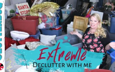Extreme Declutter with Me  😱 Decluttering Before and After!