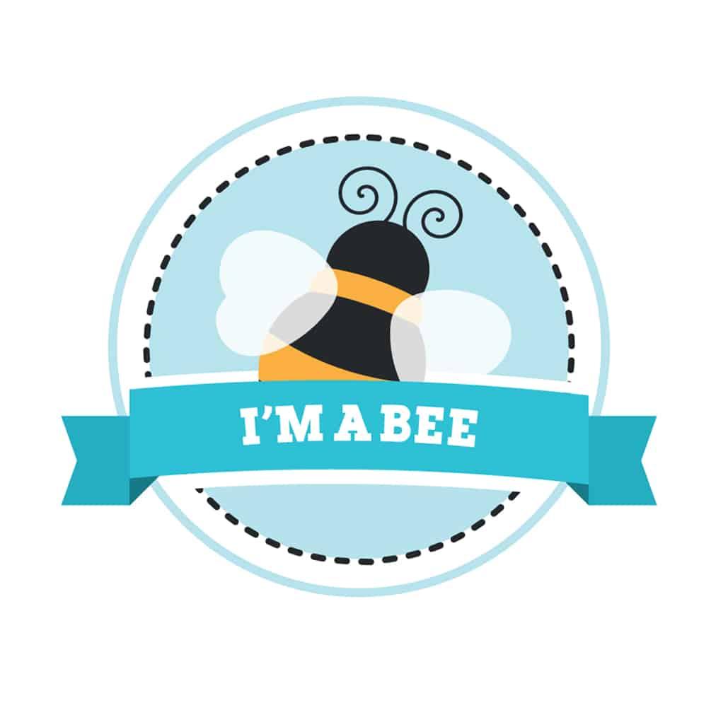clutterbug_socialbadge_bee