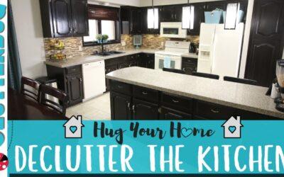 Declutter Your Kitchen – Week 2 – Hug Your Home Challenge