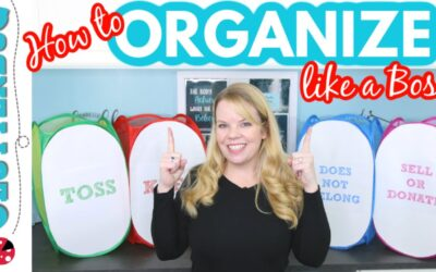 How to Organize Like a Boss