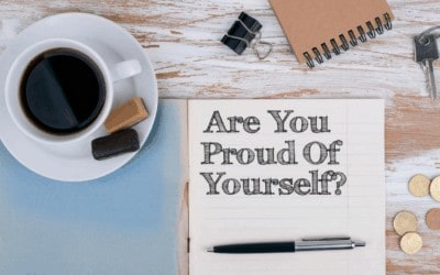 How to Feel Really Proud of Yourself Podcast