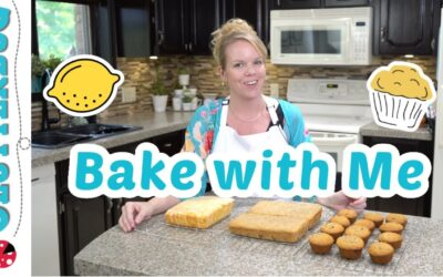 Bake with Me – Part 2 – Easy Lemon Loaf and Banana Muffins