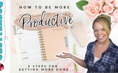 How to be More Productive – Motivational Monday