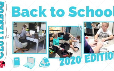 Back to School Organization – How to Prepare for School in 2020 📚
