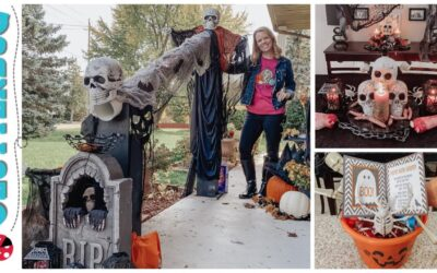 5 Easy Ideas for a Social Distancing Friendly Halloween