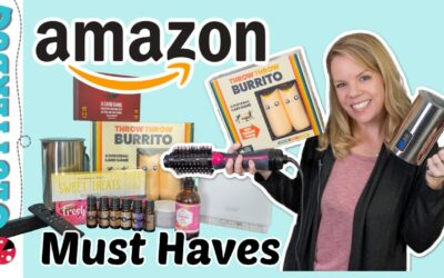 10 Amazon Must Haves for Under 50 Dollars!