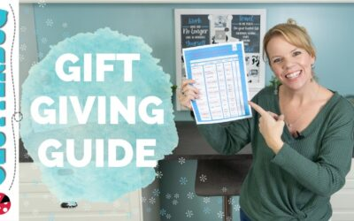 Organize your Holiday Shopping – Save Time and Money This Holiday Season ❄️🎄🎁