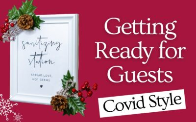 Covid Friendly Christmas  – Week 10 Holiday Home Challenge
