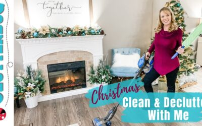 Christmas Clean & Declutter with Me – Holiday Home Challenge Week 12