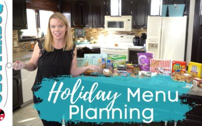 Easy Holiday Menu Planning Must Haves